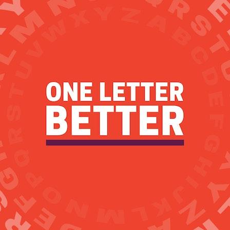 One Letter Better