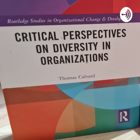 Critical Perspectives On Diversity In Organizations