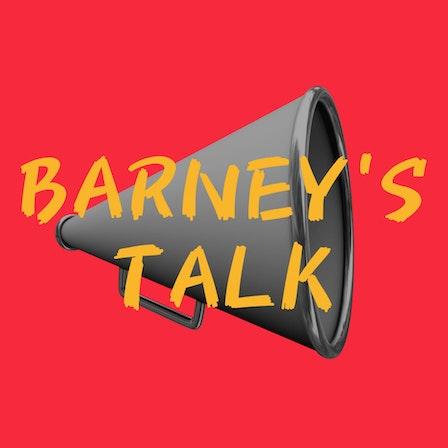 Barney's Talk 巴尼播起來