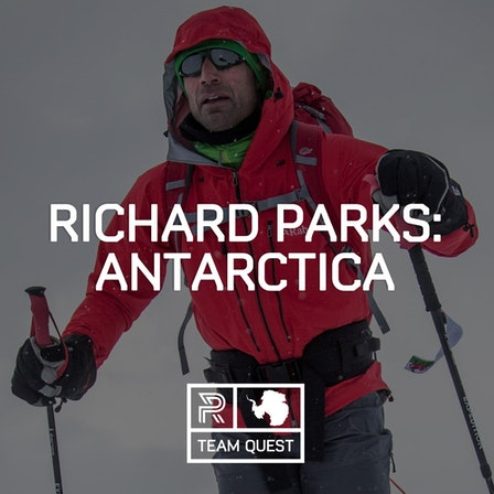 Richard Parks: Antarctica